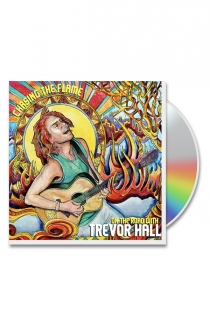 Chasing The Flame Live Cd Music Trevor Hall Music
