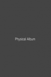 TEST - Physical Album