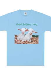 Goat Kids Tee (Light Blue)