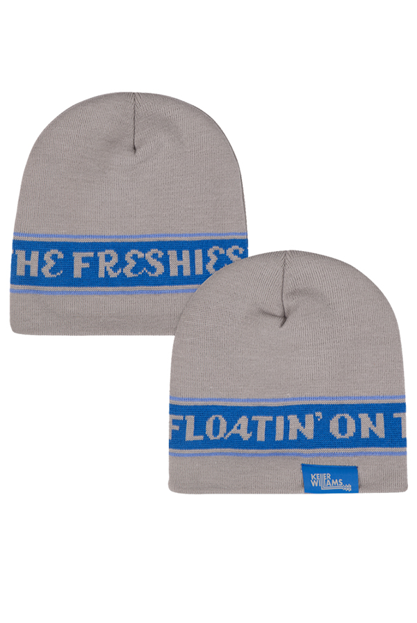 Floatin' on Freshies Beanie