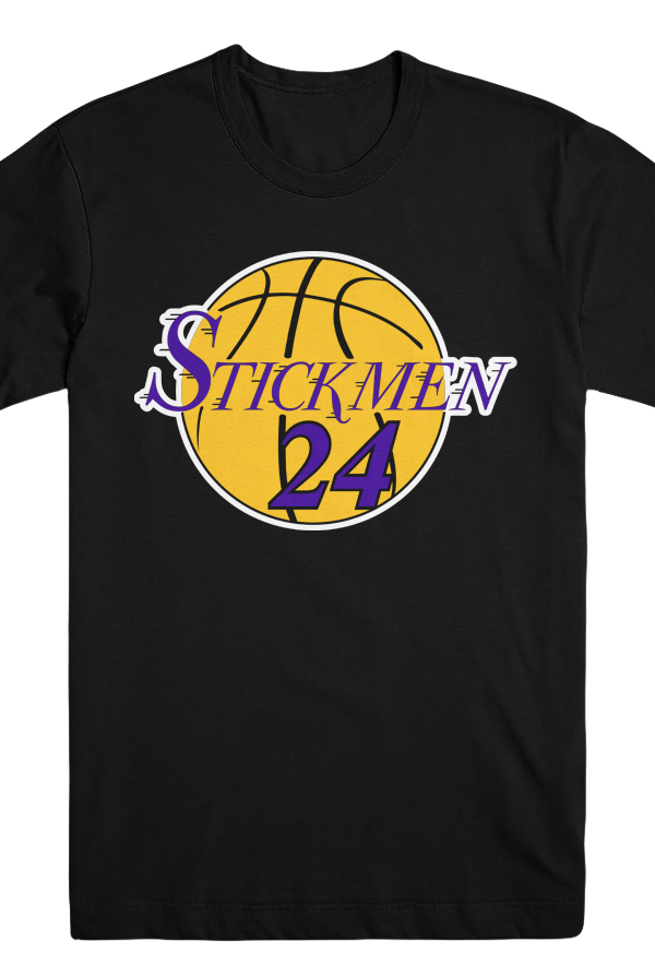 Stickman 24 Retro (Black)