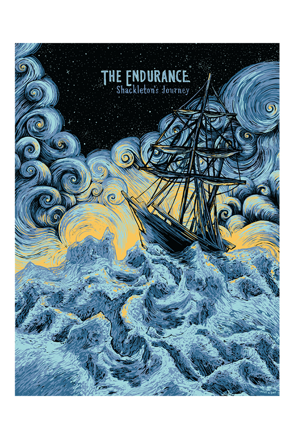 The Endurance Art Print 0