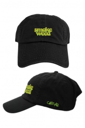 Smoke Weed Dad Hat