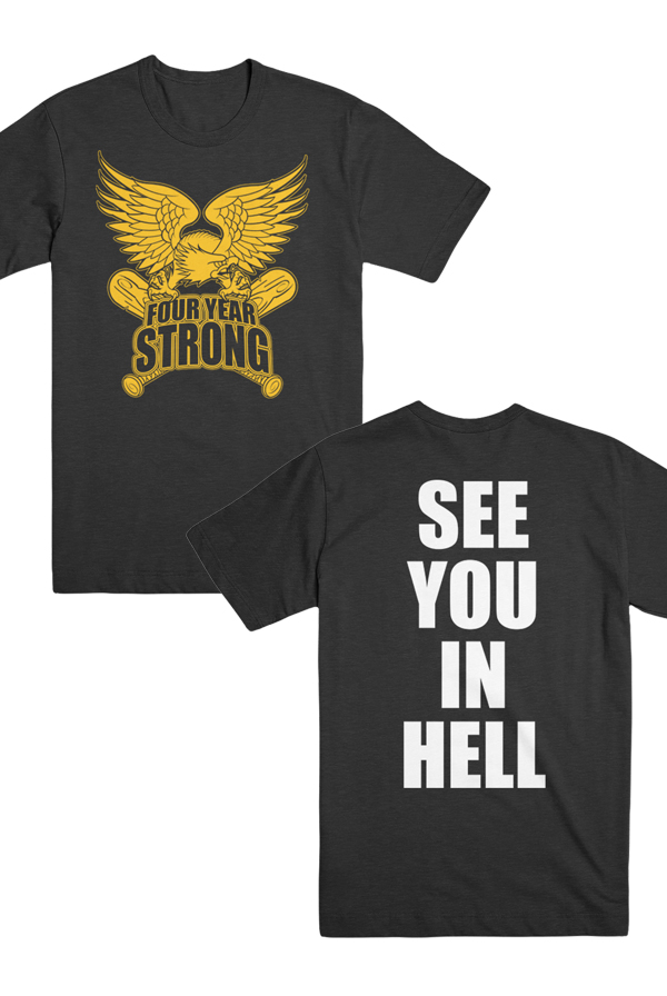 See You In Hell Tee (Black)