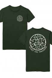Takeover Logo Tee (Green)