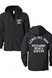 Rockaway Beach Windbreaker