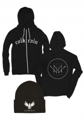 Coldrain Beanie and Hoodie Bundle