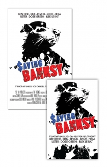 Saving Banksy DVD Upgrade Package (DVD + Poster + More)