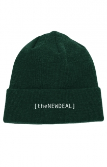 Loge Beanie (Forest Green)