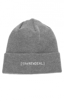 Logo Beanie (Heather Grey)