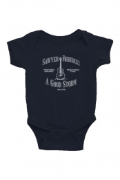 Free Range Folk A Good Storm Design Onesie