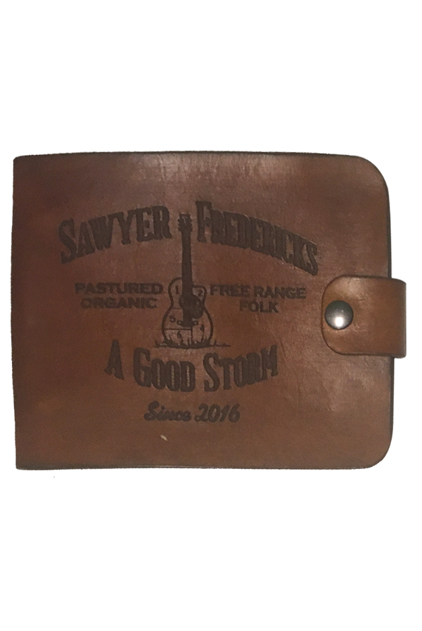 Leather Cd Case Free Range Folk A Good Storm Design Accessory