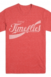 Enjoy Timeflies Tee
