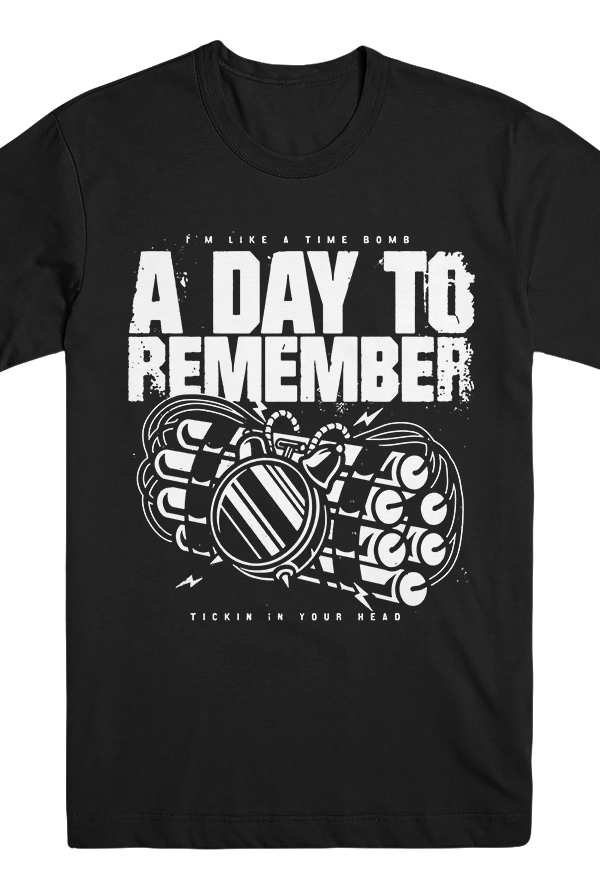 A Day To Remember Shirts