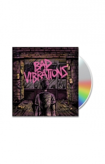 Bad Vibrations Standard CD