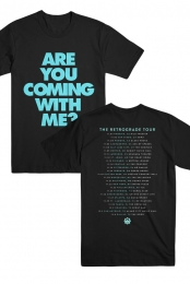 Are You? Tour Tee (Black)