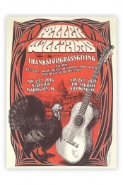 Signed 2016 Thanksforgrassgiving Poster