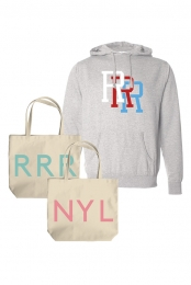 RRR Pullover + NYL Tote Bundle
