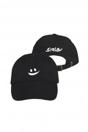 SMLE Dad Hat (Black)