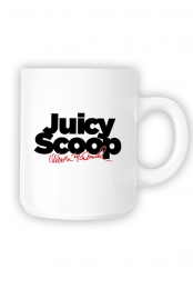 Juicy Scoop Coffee Mug - Juicy Scoop with Heather McDonald