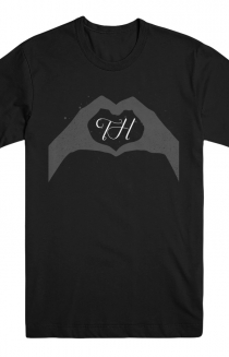 TH Logo Tee (Black)