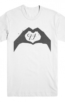 TH Logo Tee (White)