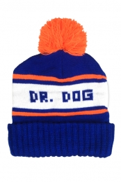 Dr. Dog Pom Beanie (Orange)