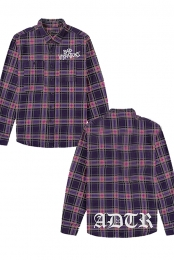 Bad Vibrations Flannel