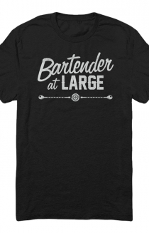 Bartender At Large Tee