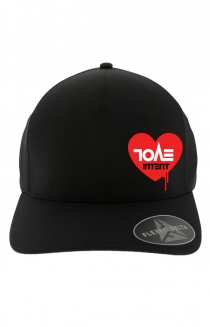 Evol Heart Hat (Black)