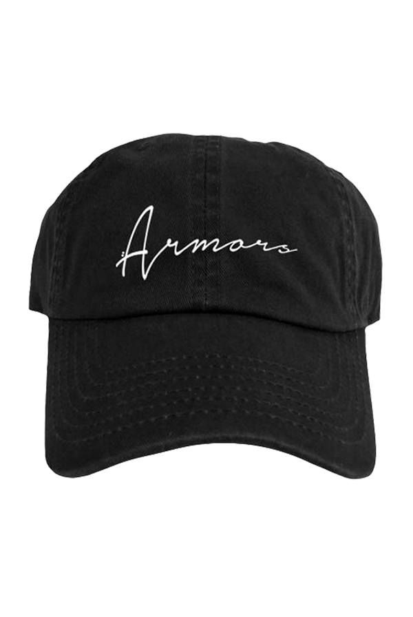 Logo Dad Hat Accessory - Armors Accessories - Online Store on District Lines 8dbcc2a5823