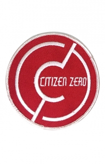 CZ Circle Logo Iron-On Patch
