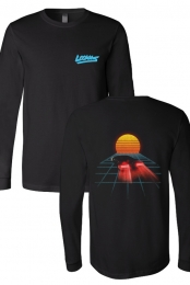 Niteride Long Sleeve Tee (Black)