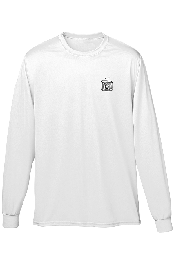 The Pursuit Long Sleeve (White)