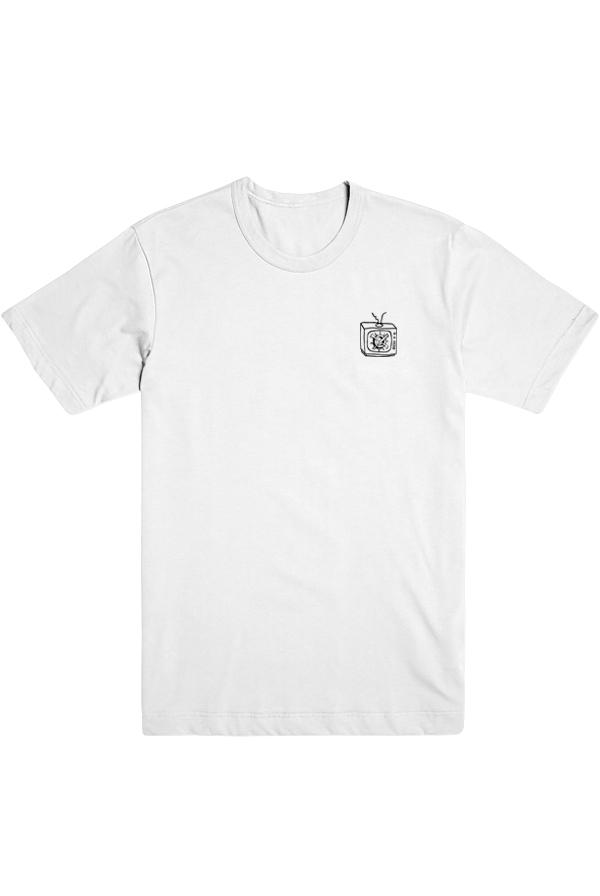 The Getaway Short Sleeve (White)