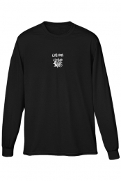 Welcome Long Sleeve (Black)