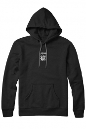 Welcome Pullover Hoodie (Black)