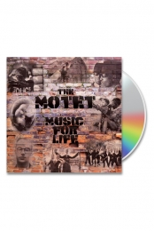 Music for Life (CD)