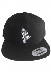 Blessed Hands (White Logo) Snapback - ClippersInAction