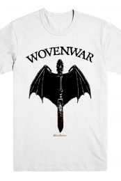 Bloodletter Tee (White)