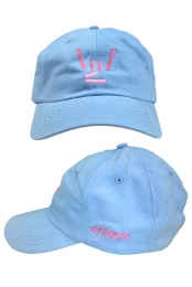 Butt Rock Dad Hat (Sky Blue)