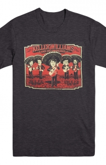 Compadres Tee (Charcoal)