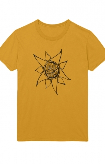 Sunflower Tee (Gold)