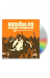 Liberation Afro Beat Vol. 1 CD