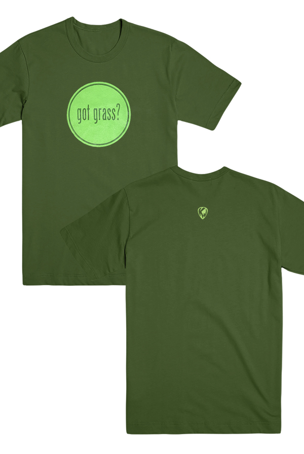 Got Grass Tee (Green)