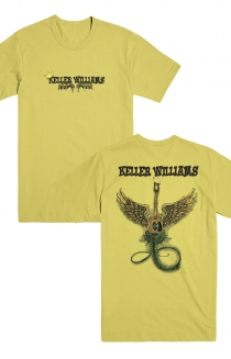 The Wild Things Tee (Gold)