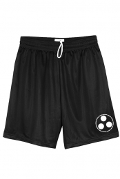 Logo Basketball Shorts (Black)