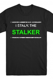 I The Stalker Tee - DS Synchro