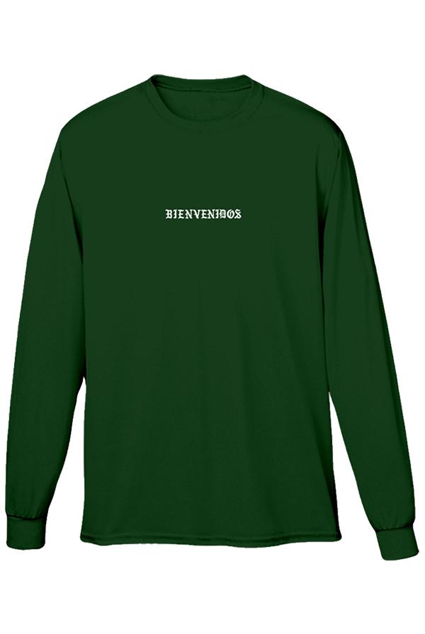 Me Siento Como KAYZO Long Sleeve (Green)