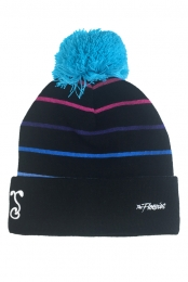 The Floozies Stripes College Beanie